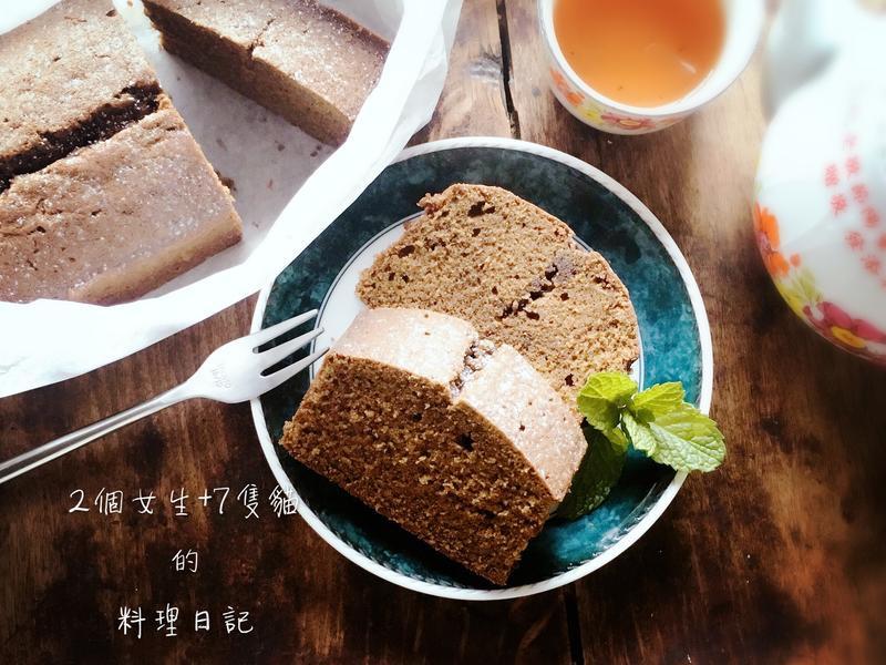 伯爵奶茶磅蛋糕(全蛋法 )