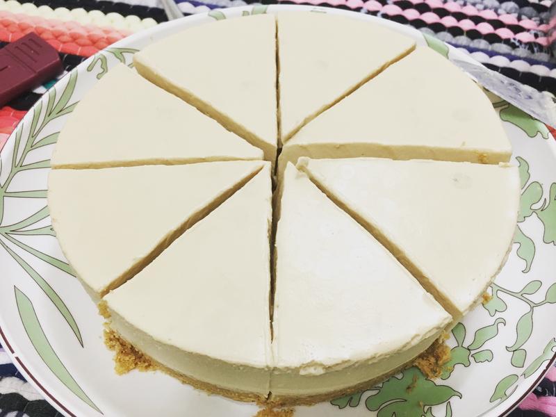 咖啡生乳酪蛋糕