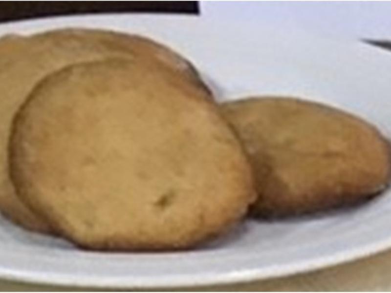 芝士脆薯餅