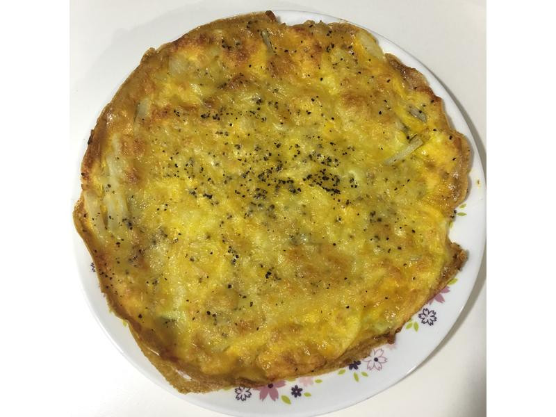 乳酪絲烘薯蛋