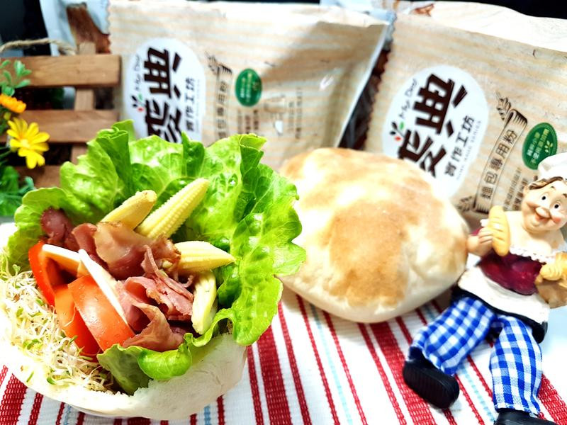 【麥典實作工坊】 PITA 口袋麵包