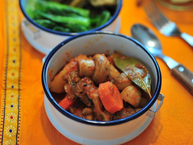 番茄蔬菜燉牛肉