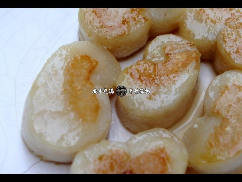 【幸福海物】香煎椒鹽奶油貝柱