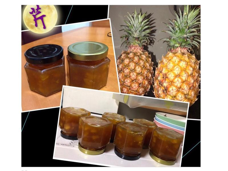 芹的玩樂廚房-鳳梨果醬