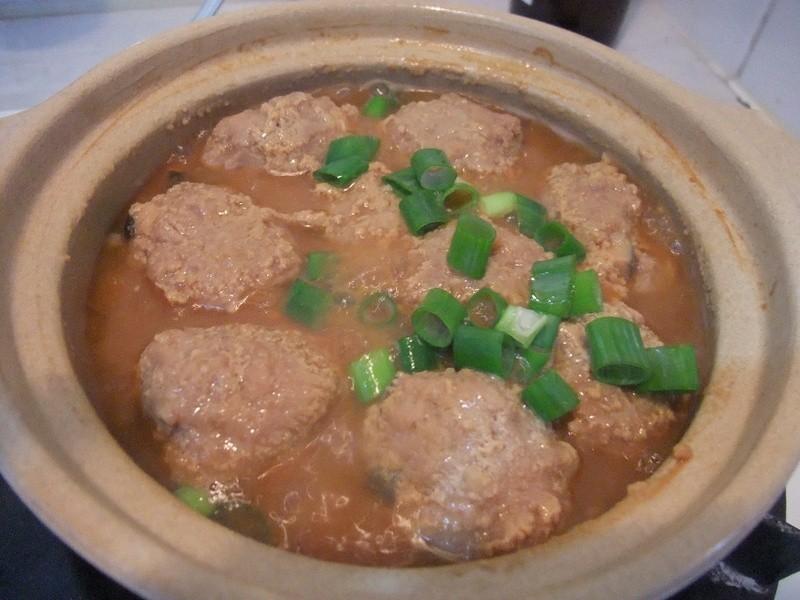 【小雨食堂】手工肉丸