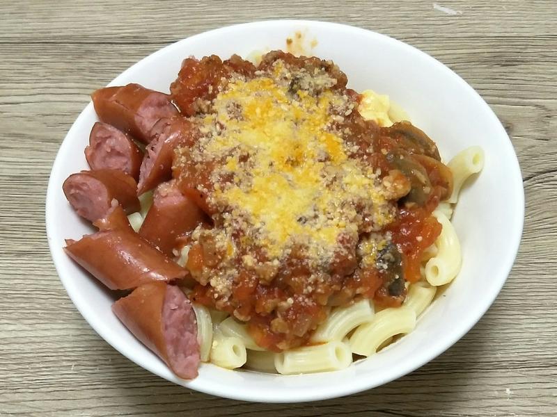 義式蕃茄肉醬