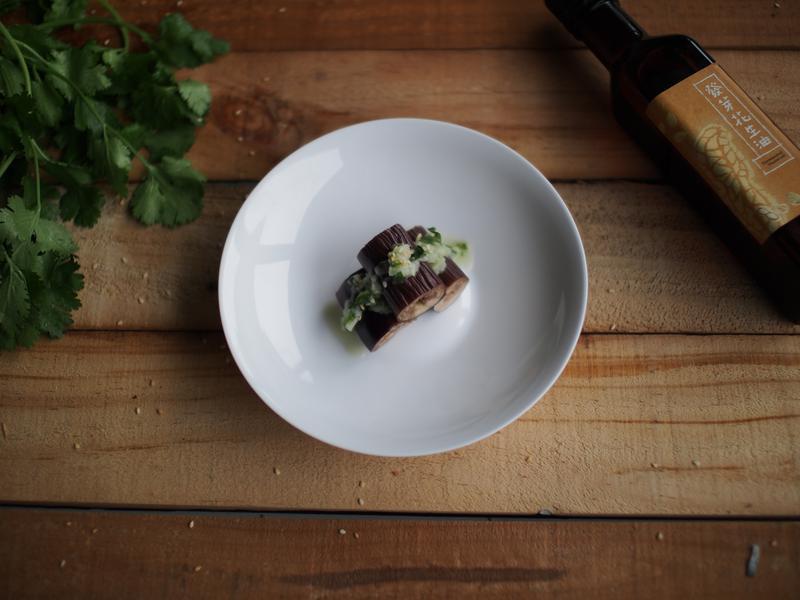 蒜蓉醬拌紫茄