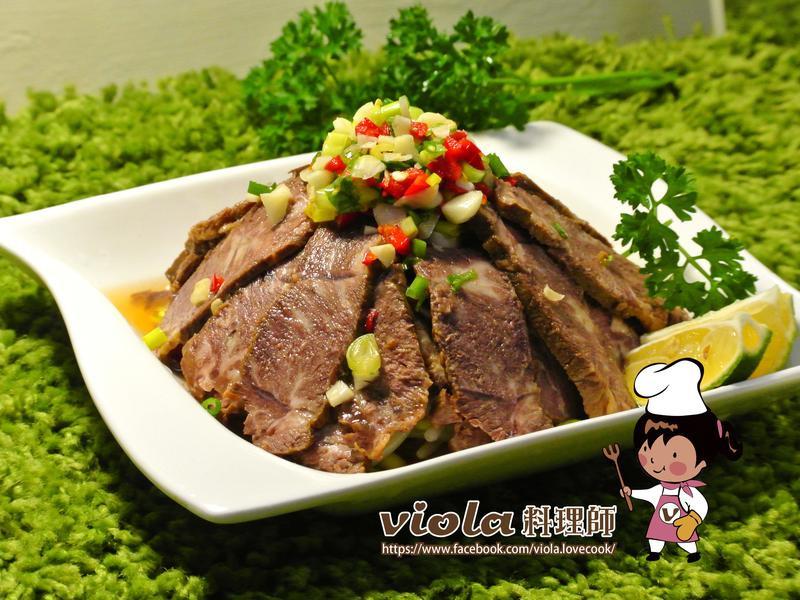 越式涼拌牛肉