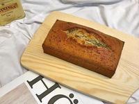 伯爵紅茶磅蛋糕(減糖版)