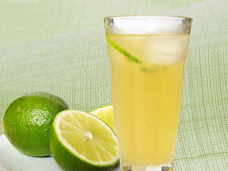 【厚生廚房】檸檬蜂蜜綠凍飲