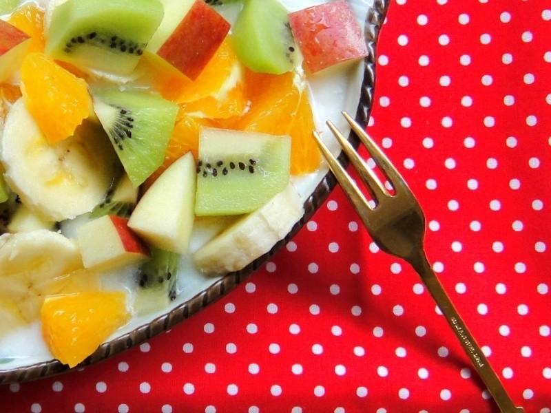 [SDS] 10分鐘水果優格沙拉