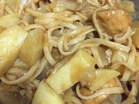 ㄧ鍋到底咖哩麵