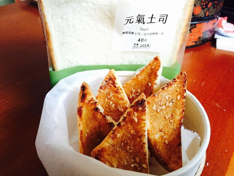 醬燒仙貝吐司