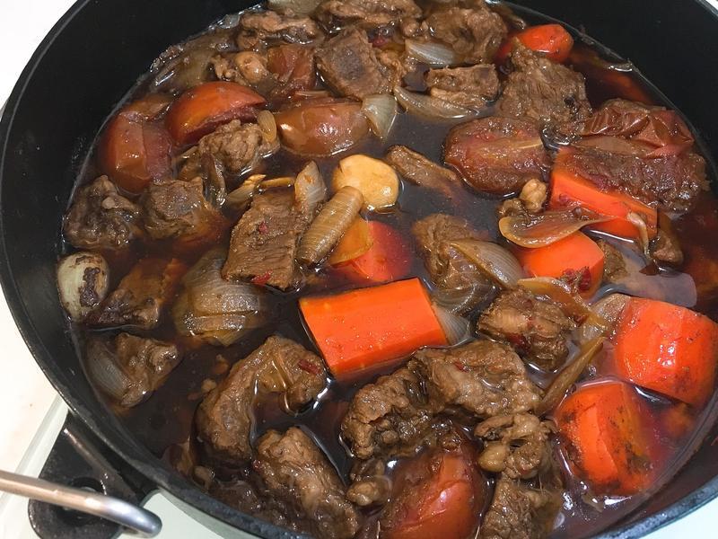 【週末一鍋】紅燒牛肉