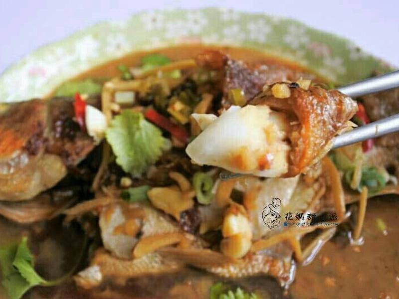 醬醋燒魚(家常料理)