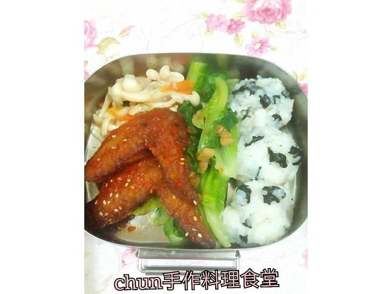 韓式炸雞便當