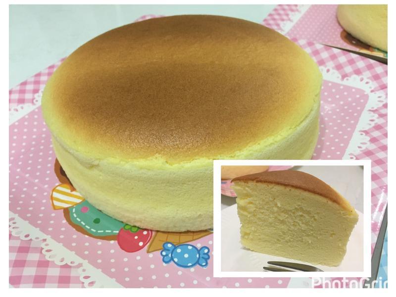 輕乳酪蛋糕簡單的手作做出簡單的幸福