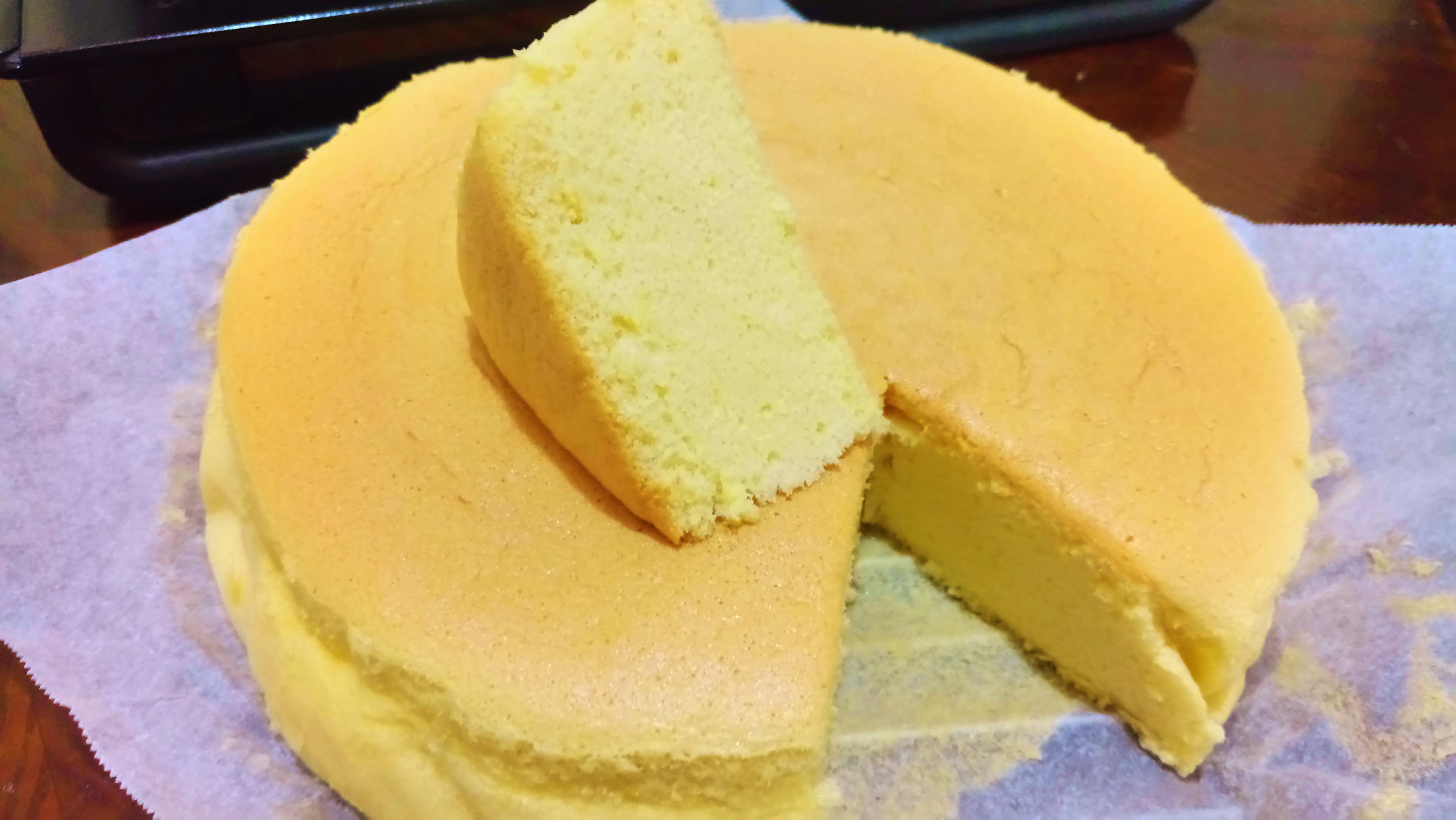古早味原味蛋糕