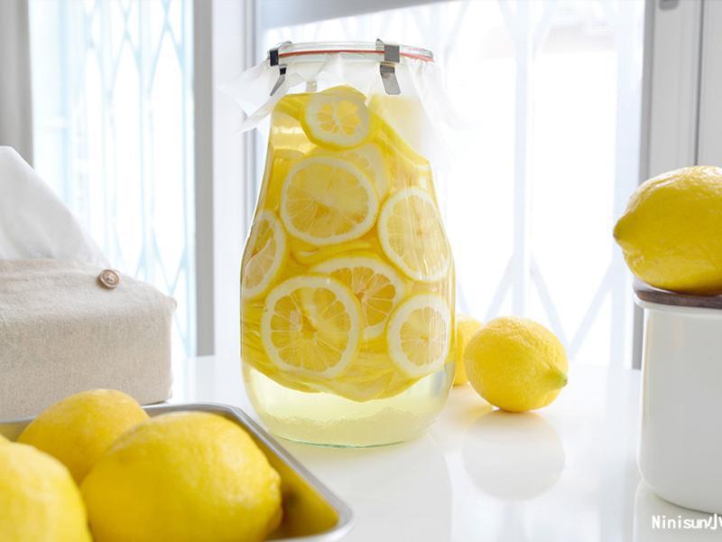 健康檸檬醋
