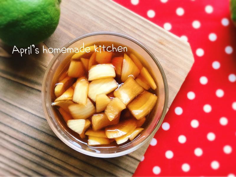▫️超開胃▫️糖醋漬洋蔥