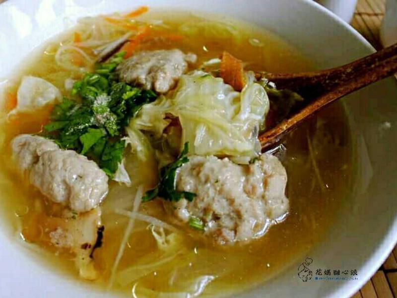 香菇肉羹(傳統美食)