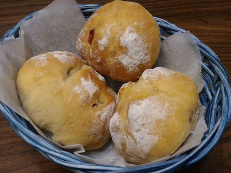 低溫發酵免揉優格軟麵包-多種口味