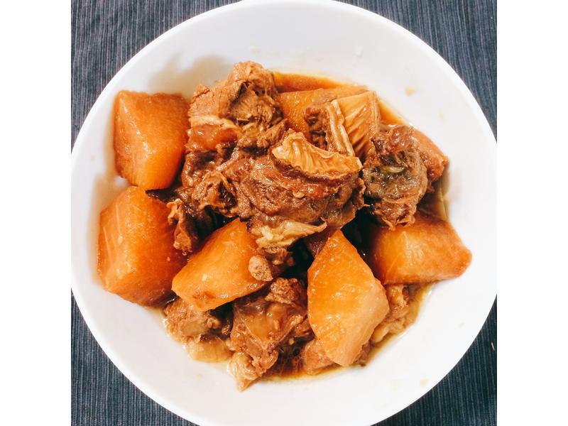 紅燒牛肉-家常菜