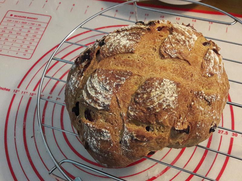 南瓜農村麵包