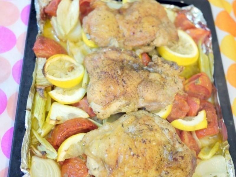 Perfect roast chicken(香料烤雞肉)