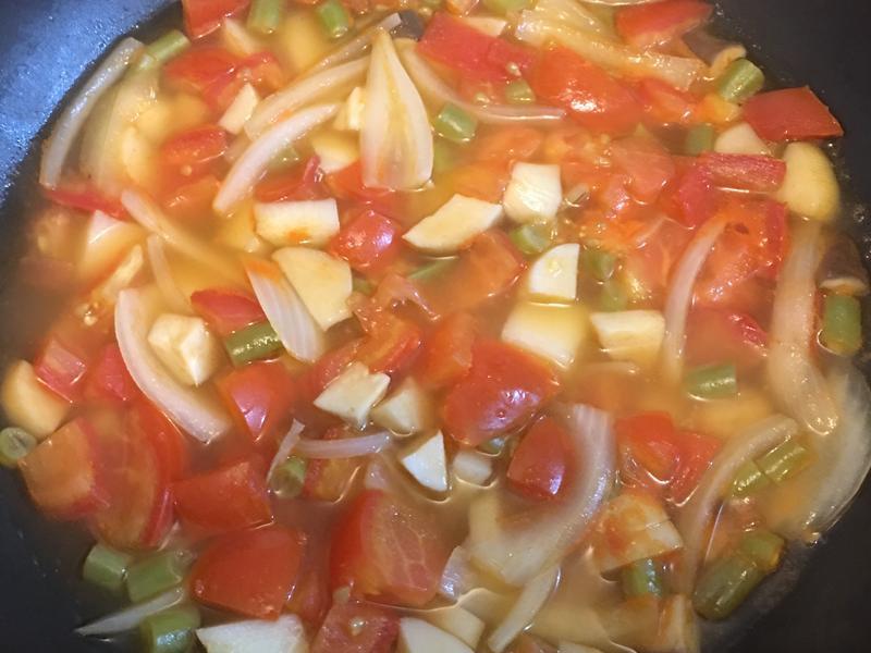 馬鈴薯番茄起司濃湯🍅