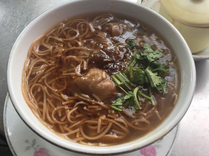 米奇愛吃鬼-大腸麵線