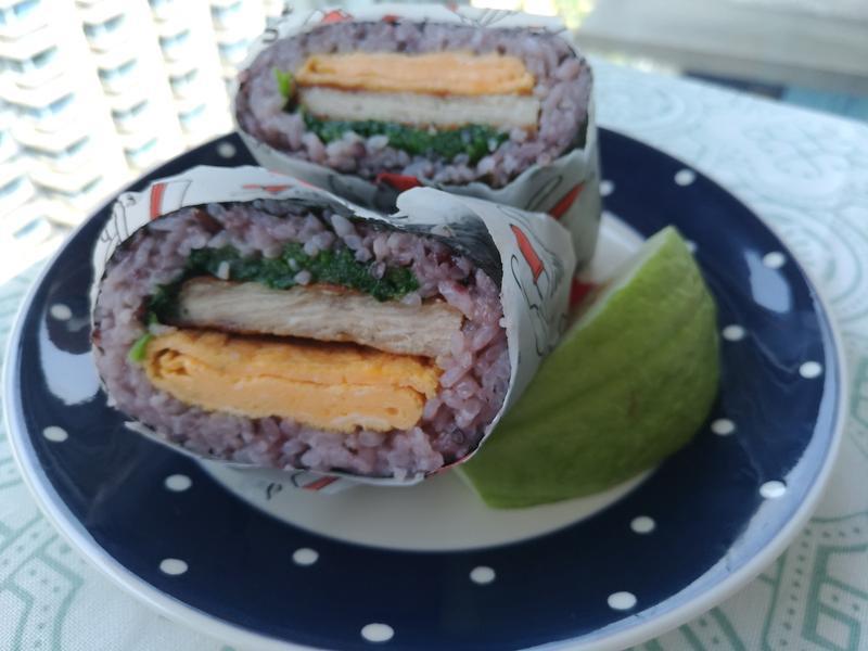 豬排壽司三明治