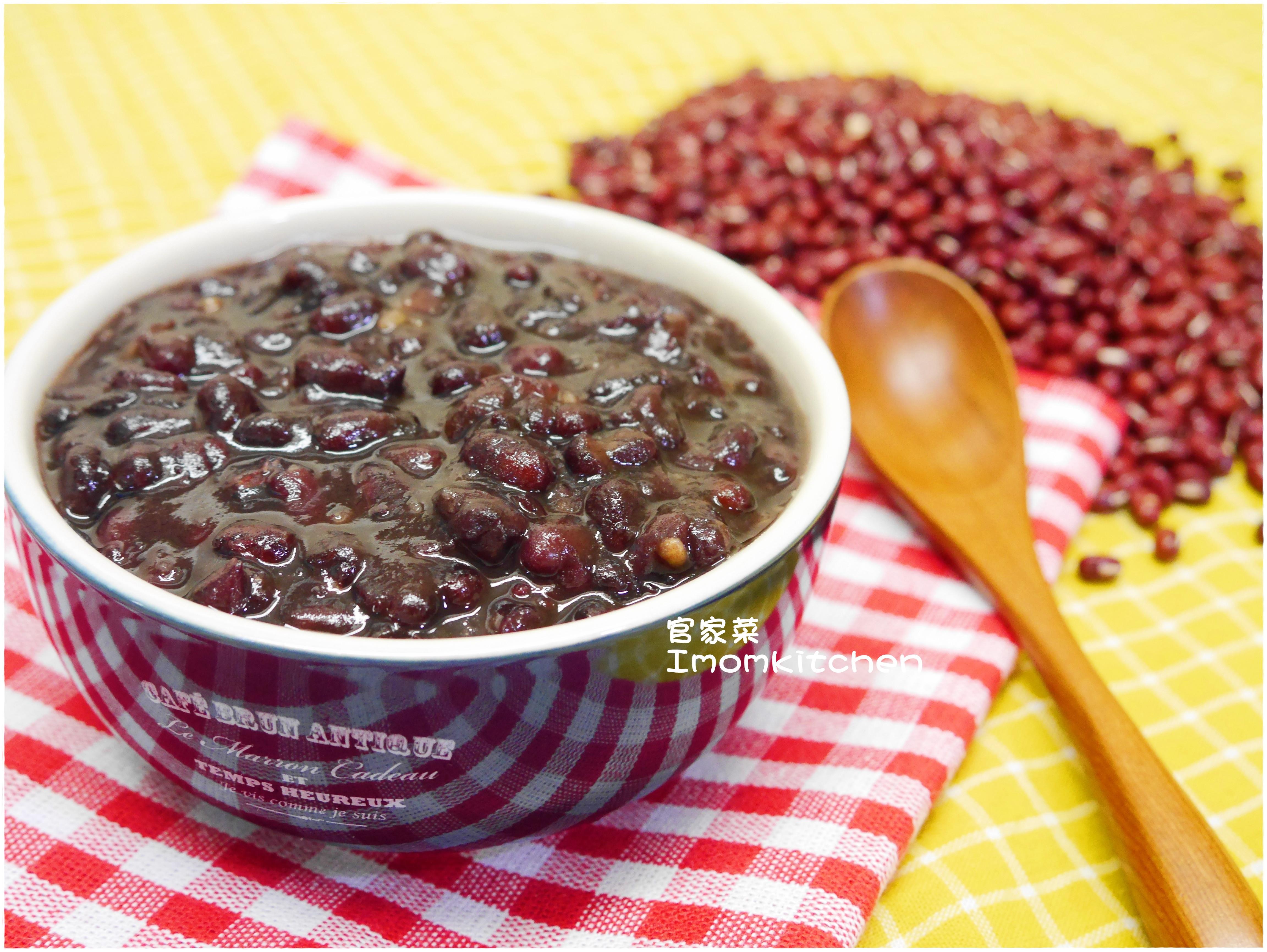 自製蜜紅豆