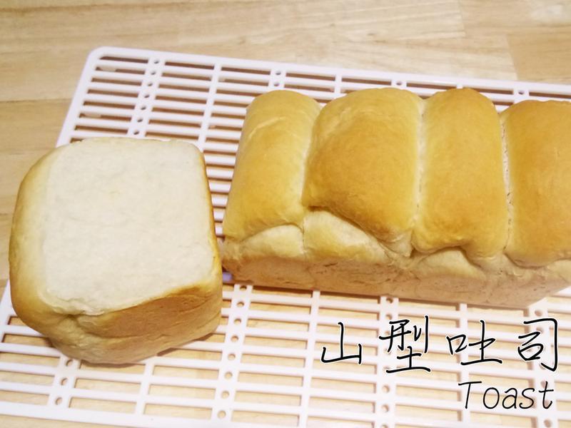 山崎愛料理◆山型吐司