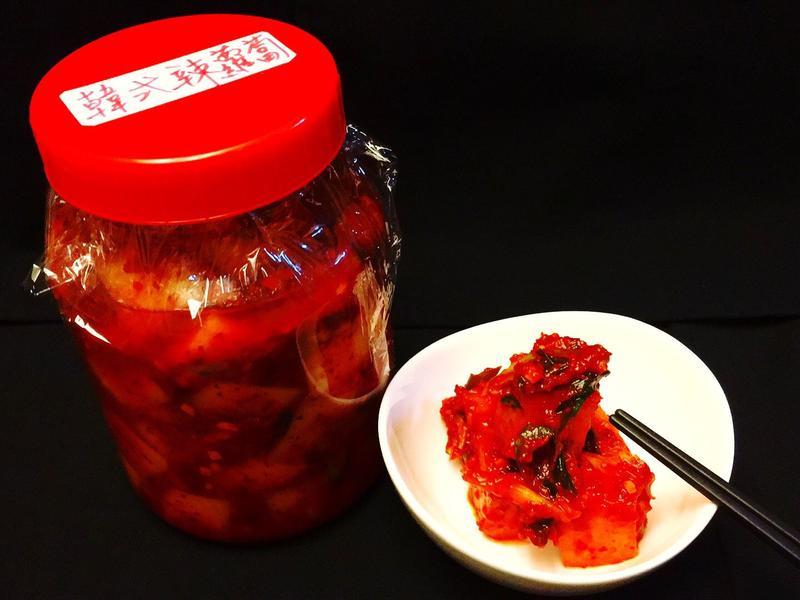 깍두기 韓式辣蘿蔔