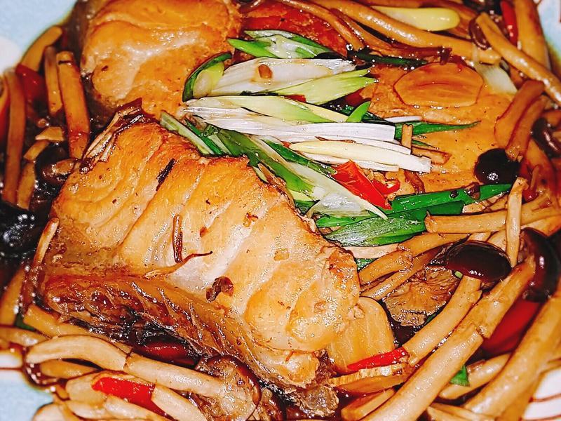 🔥🐟紅燒魚片