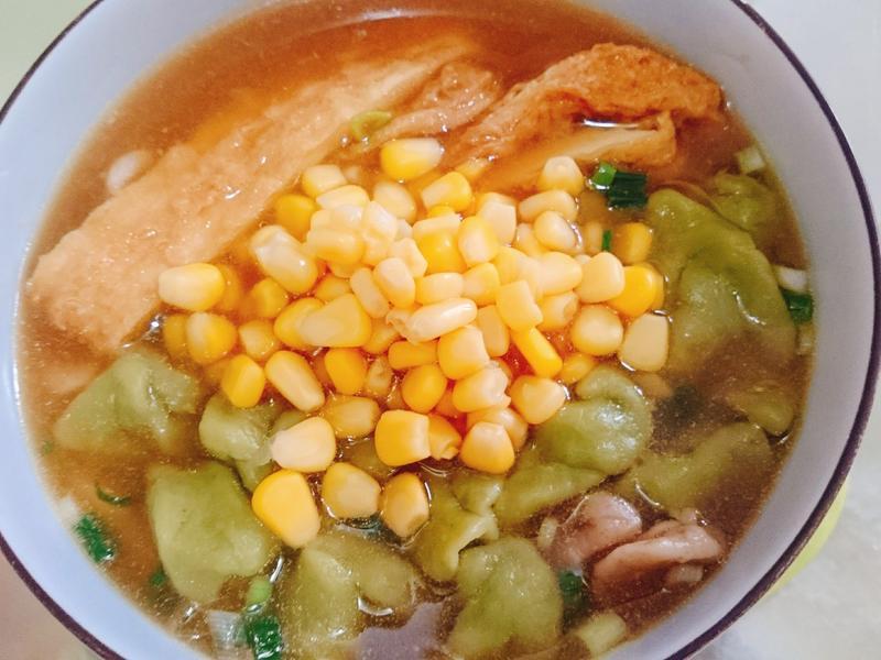 豆腐乳。疙瘩湯麵