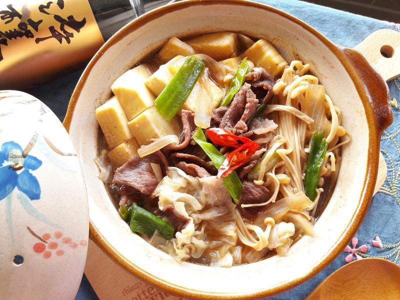 醬燒牛肉什錦煲【淬釀全菜單挑戰賽】