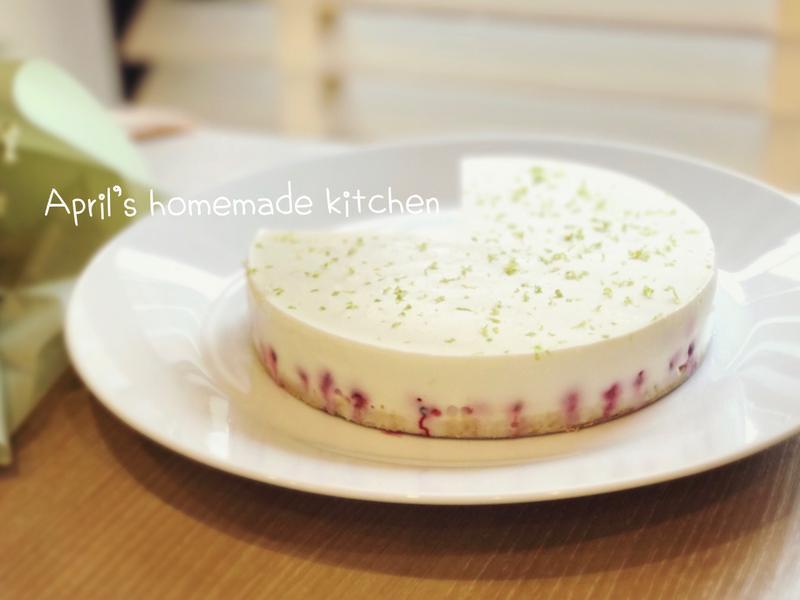 檸檬莓果可爾必思乳酪蛋糕