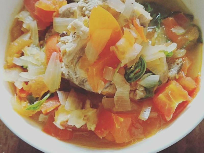 超健康!原汁原味蔬菜湯