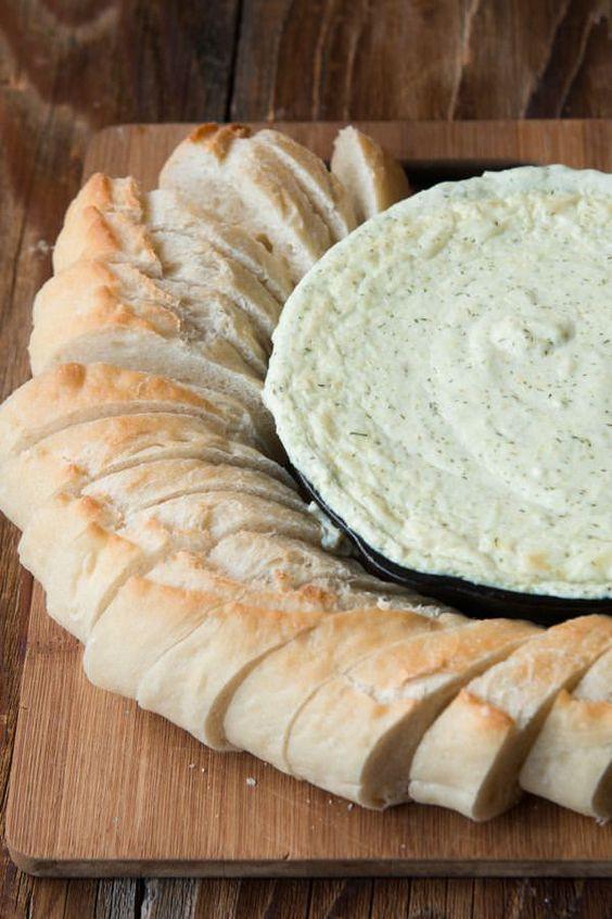大蒜麵包醬