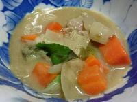 泰式米精綠咖哩
