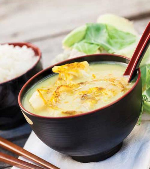 烤花椰菜濃湯