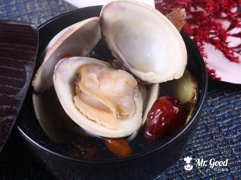 馬蹄蛤養生湯【好好鮮生料理廚房】