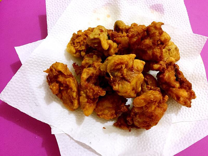 ♥ 超juicy炸雞(作法也很簡單)