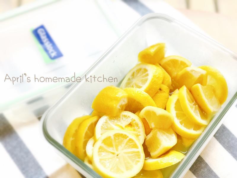 美肌調味料 鹽漬檸檬