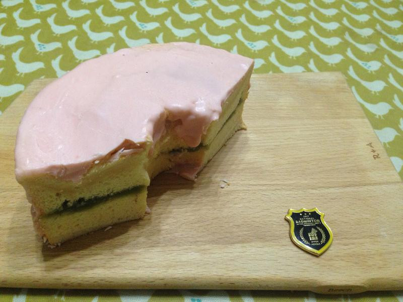 cuoca戚風蛋糕x預拌粉x簡單做蛋糕