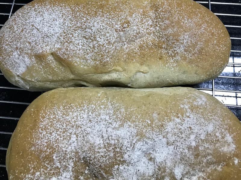 歐式麵包(裸麥軟歐)