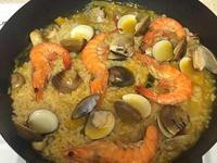 海鮮黃金燉飯(第一次煮就上手)