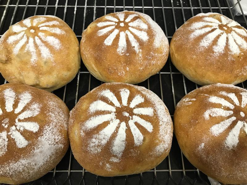 歐式麵包(藍莓乳酪軟歐)
